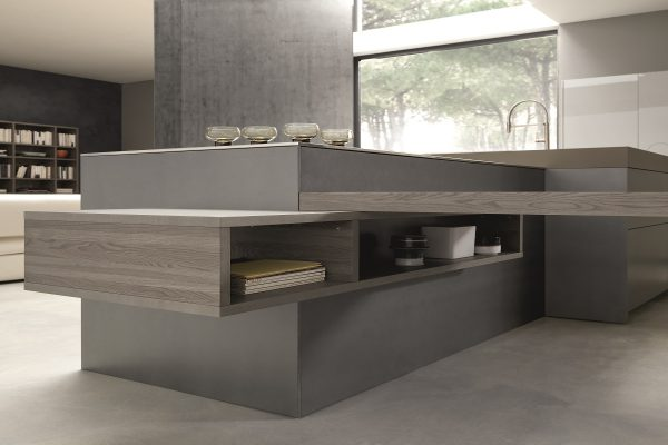 Linea Quattro - B&B Keukenstudio - Kitchens made in Italy